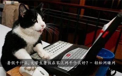 暑假干什么,大学生暑假在家上网干什么好?
